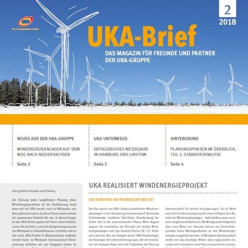 UKA-Brief 2-2018