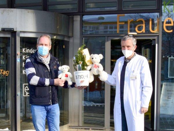 Die Dresdner Kinderhilfe e.V. hat 3.710 Euro erhalten.