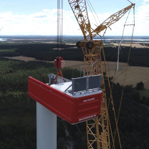 Nordex Group builds wind farm for its new customer UKA for the first time