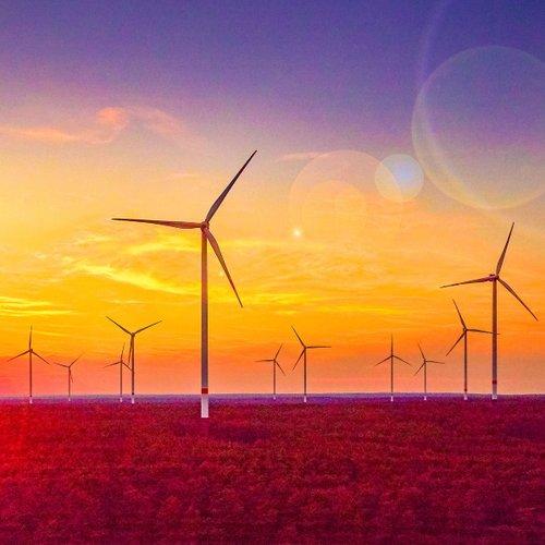Symbolbild UKA-Windpark Göllnitz-Lieskau-Rehain @Jan Gutzeit