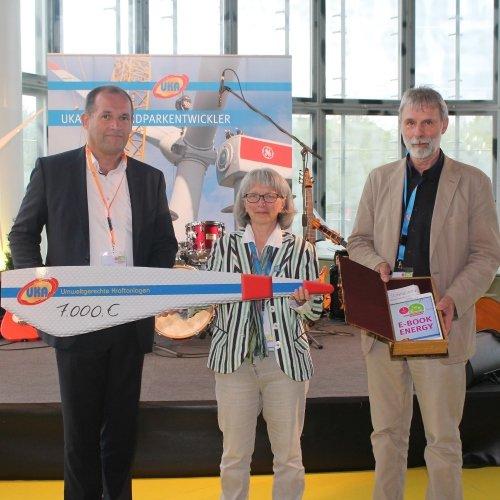 5 Jahre UKA Cottbus - Spende an die BTU