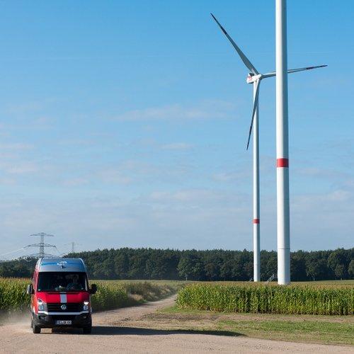 UKB erhält Zertifizierung für Windparkmanagement
