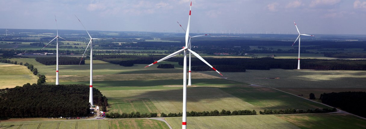 [Translate to EN:] UKA verkauft Windparks Suckow Nord und Duben West A an EBL Wind Invest