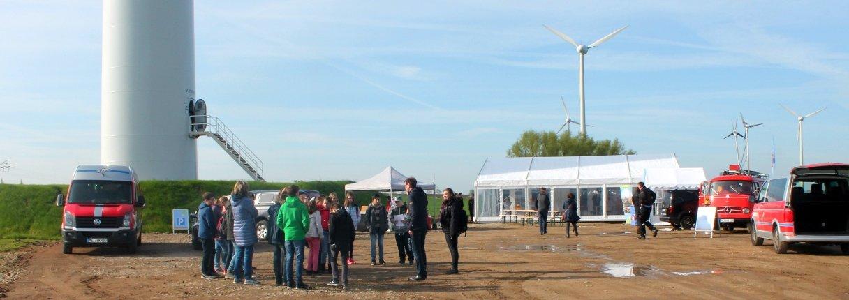 Tag der Erneuerbaren Energien 2018 in Lutheran