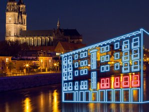 Magdeburg Neon